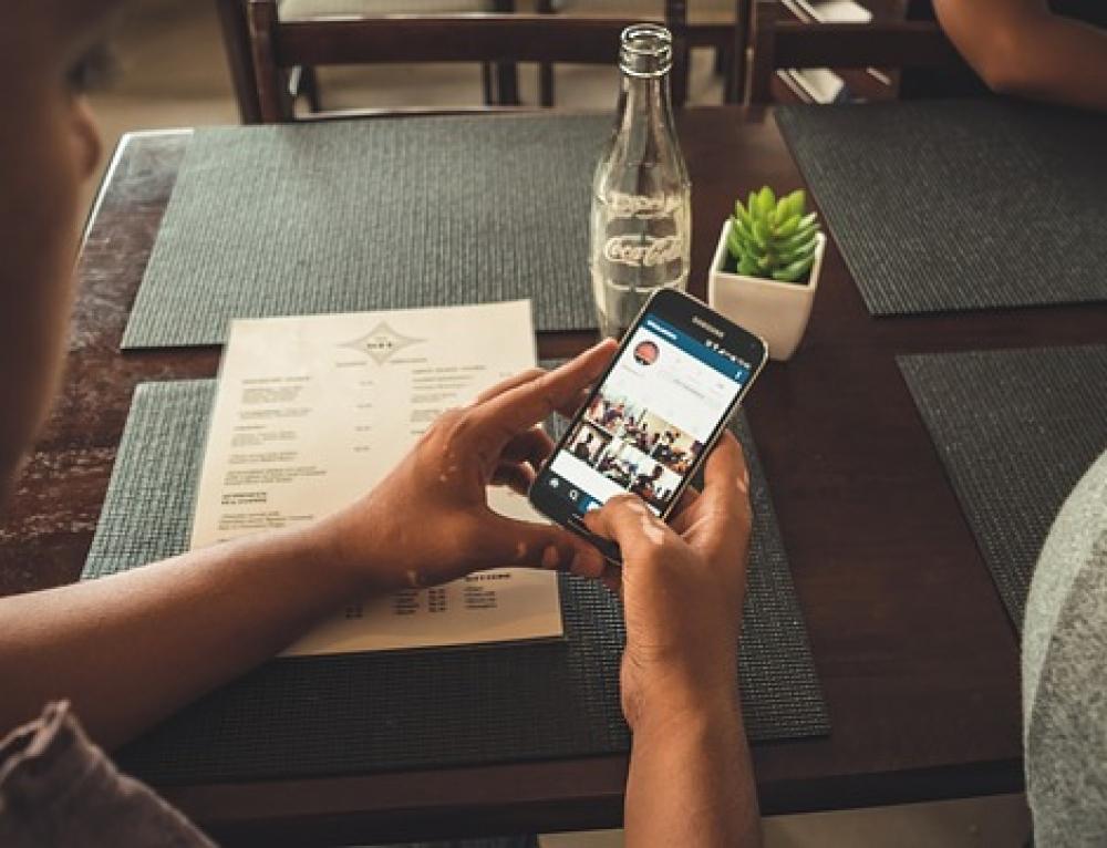 Как сделать ссылку на заведение в инстаграм